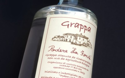 our own grappa